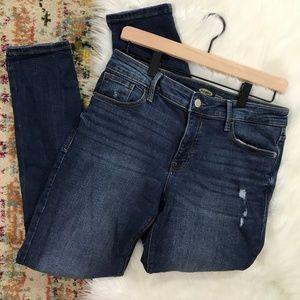 Old Navy • Rockstar Super Skinny Jeans